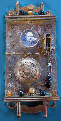 Steampunk Assemblage | by Coffeelatte