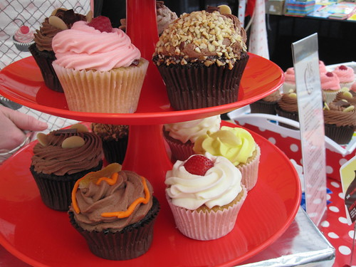 Ms. Cupcake Vegan Cupcakes, London, UK | by veganbackpacker