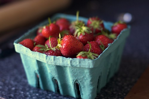 south jersey strawberries | by smitten kitchen