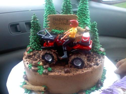 Wheeler Cake