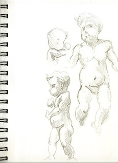Michelangelo Child Study 31 May 10 | by Jeff Brady is Darth Daddoo