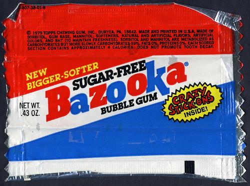 Bazooka Regular Font - FontZone.net