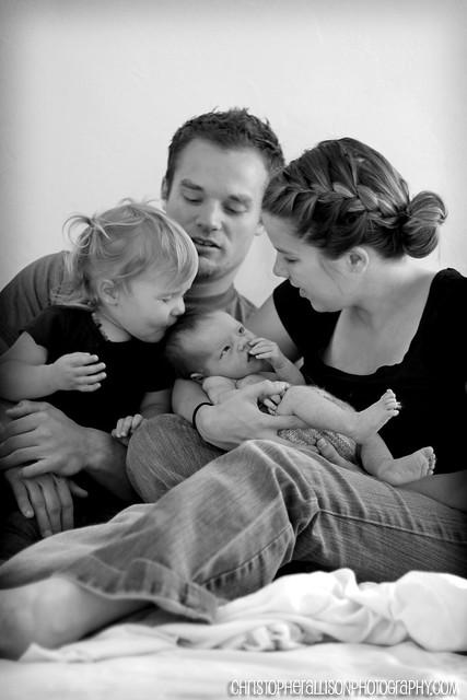 Lifestyle Newborn Photography Virginia Beach