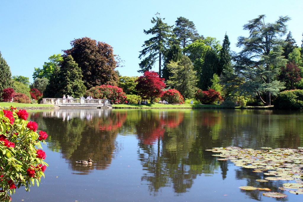Botanical gardens sheffield parking garden ftempo - Paradise gardens roselle park nj ...