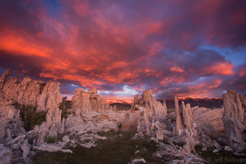 Mono Lake Sunrise | by Jeffrey Sullivan