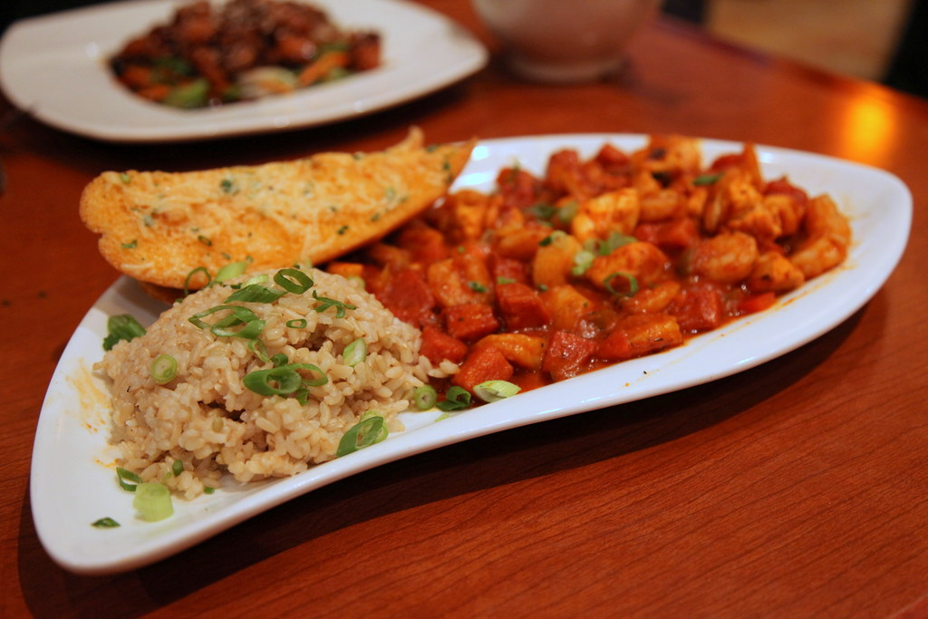 Shrimp And Chicken Jambalaya @ Elephant Bar Restaurant | Flickr