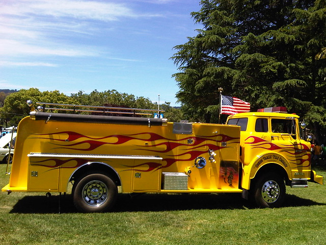 Pimped out Fire Truck!   Flickr - Photo Sharing!