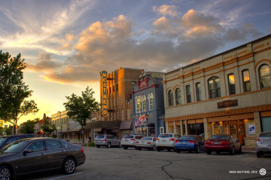 West Bend, WI   Flickr