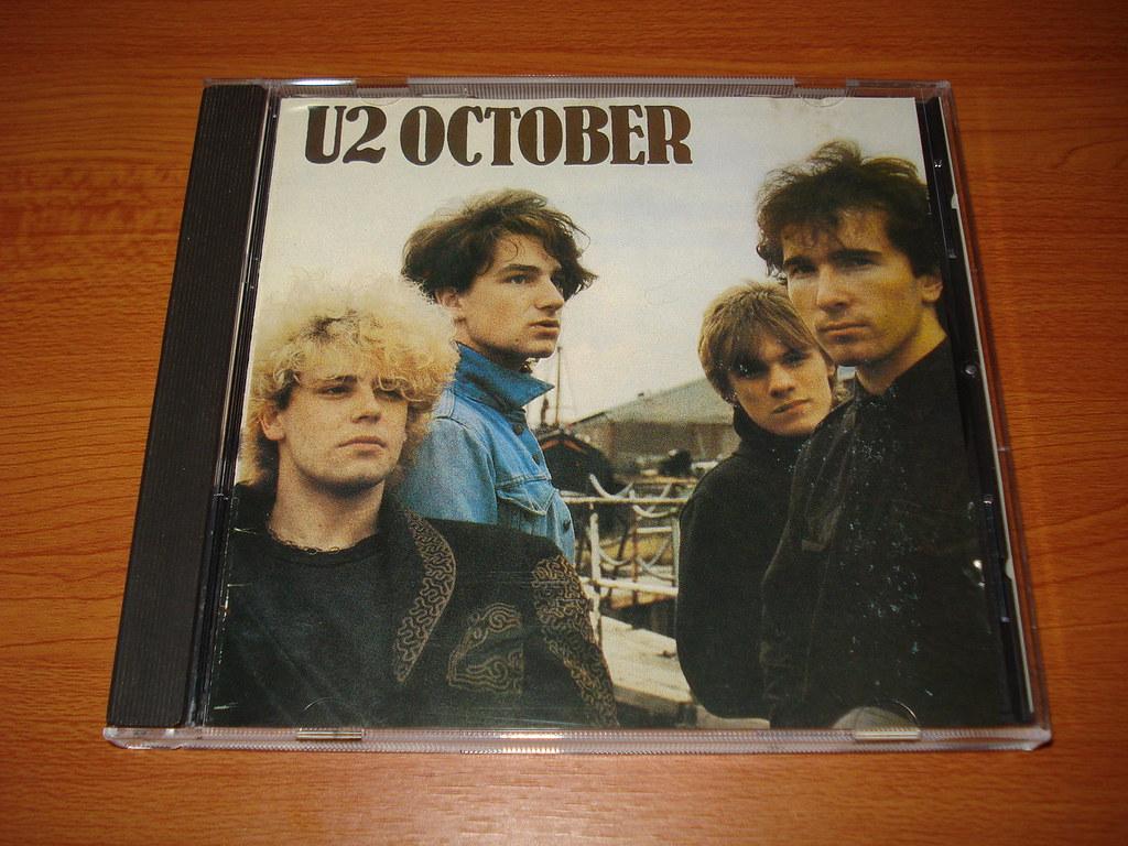 U2 October Australian Album Festival Records Front | Flickr