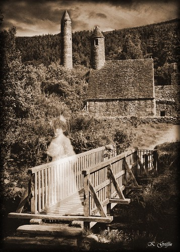 """The Glendalough Ghost"" 