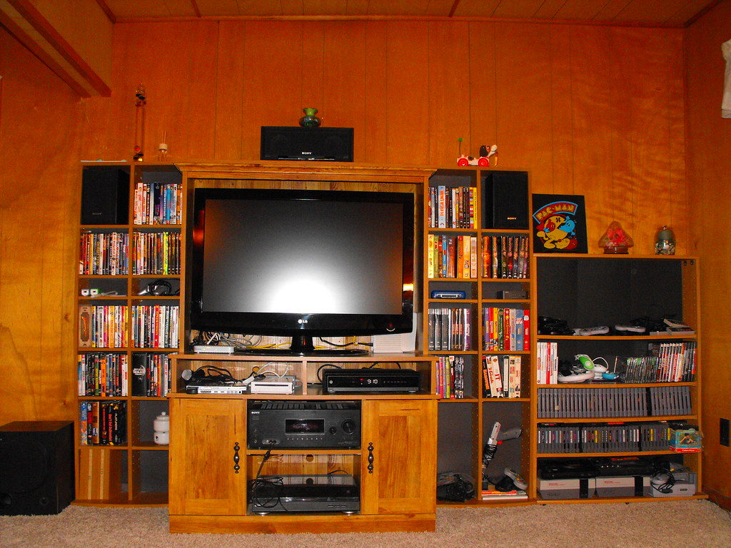 Video Game Room Furniture Ideas Video Game Room Ideas