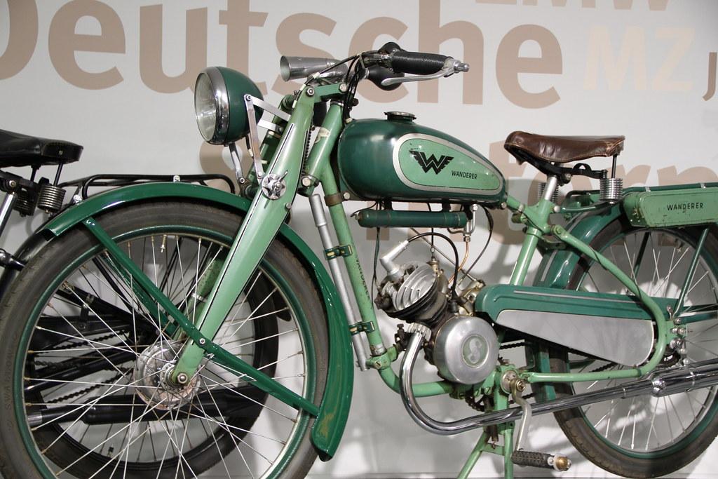 Wanderer 98 M 1 Sport Baujahr 1939 2 Takt 98 Qcm Motor