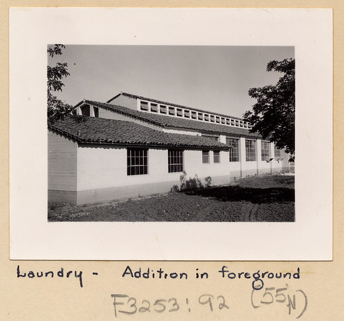 Laundry: built in 1936 | by California State University Channel Islands