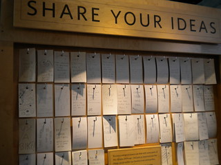 share your ideas | by Britta Bohlinger