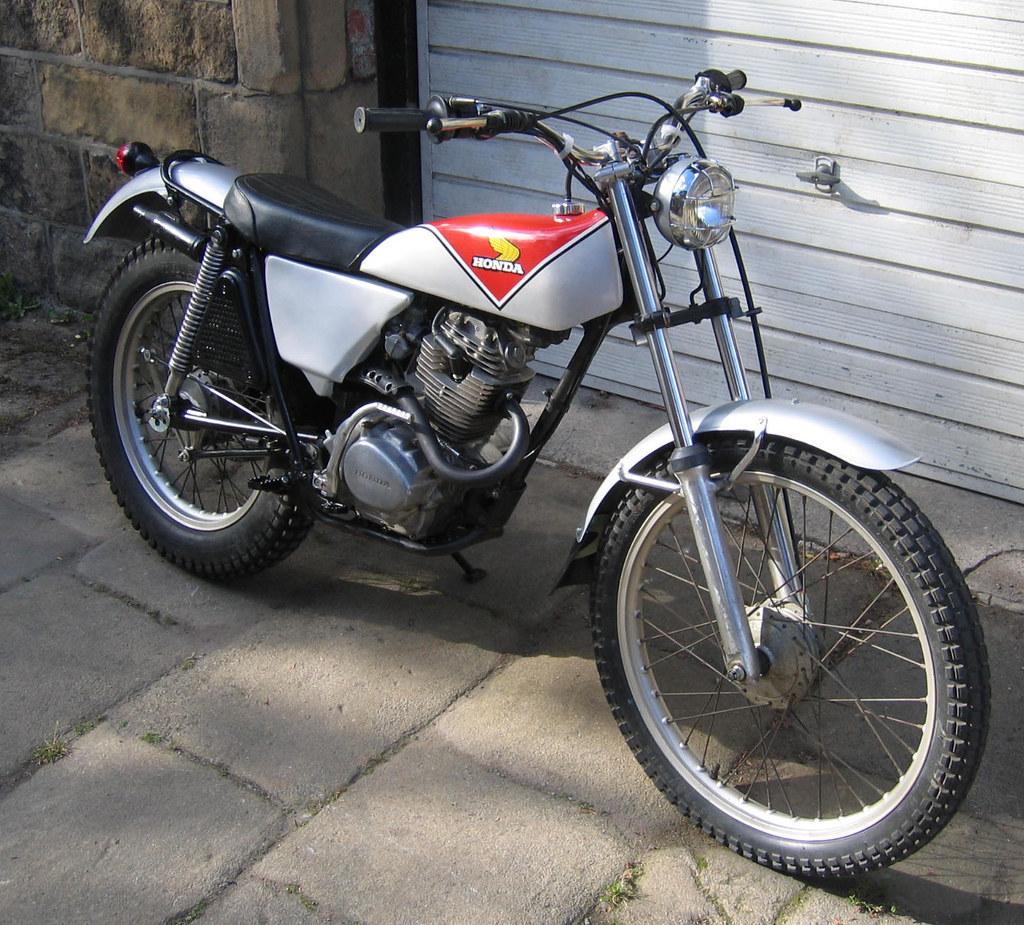 Honda TL125 trials TL 125 K2 | wobble53mk2 | Flickr