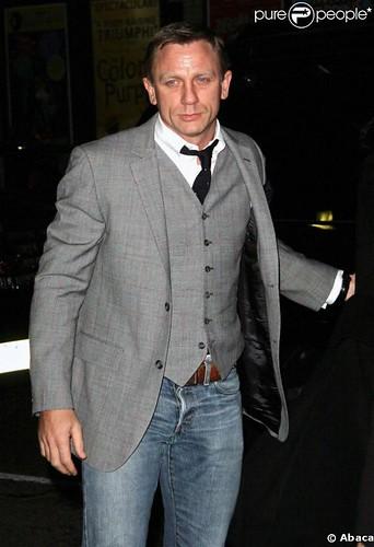 Daniel Craig ! | Bulge...