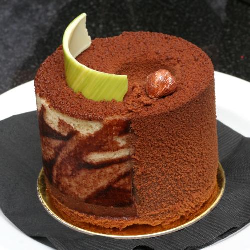 Zumbo Chocolate Mousse Cake