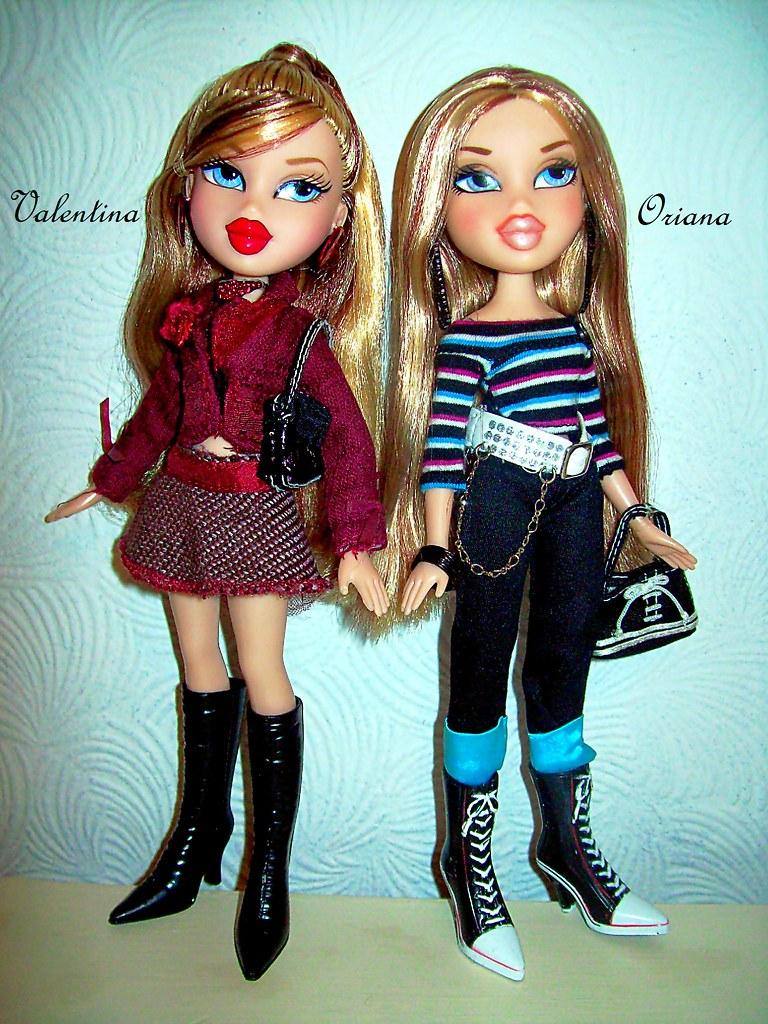 bratz twins 3rd edition valentina amp oriana hayden