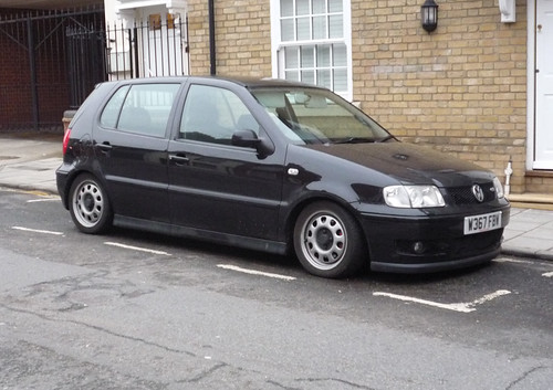 2000 Vw Polo 5dr Spottedlaurel Flickr