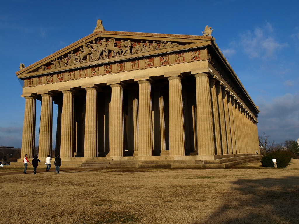 Nashville's Parthenon | The original Parthenon in ...