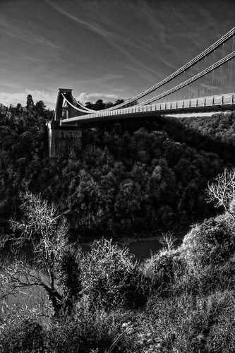 Clifton Suspension Bridge | by The Wolf