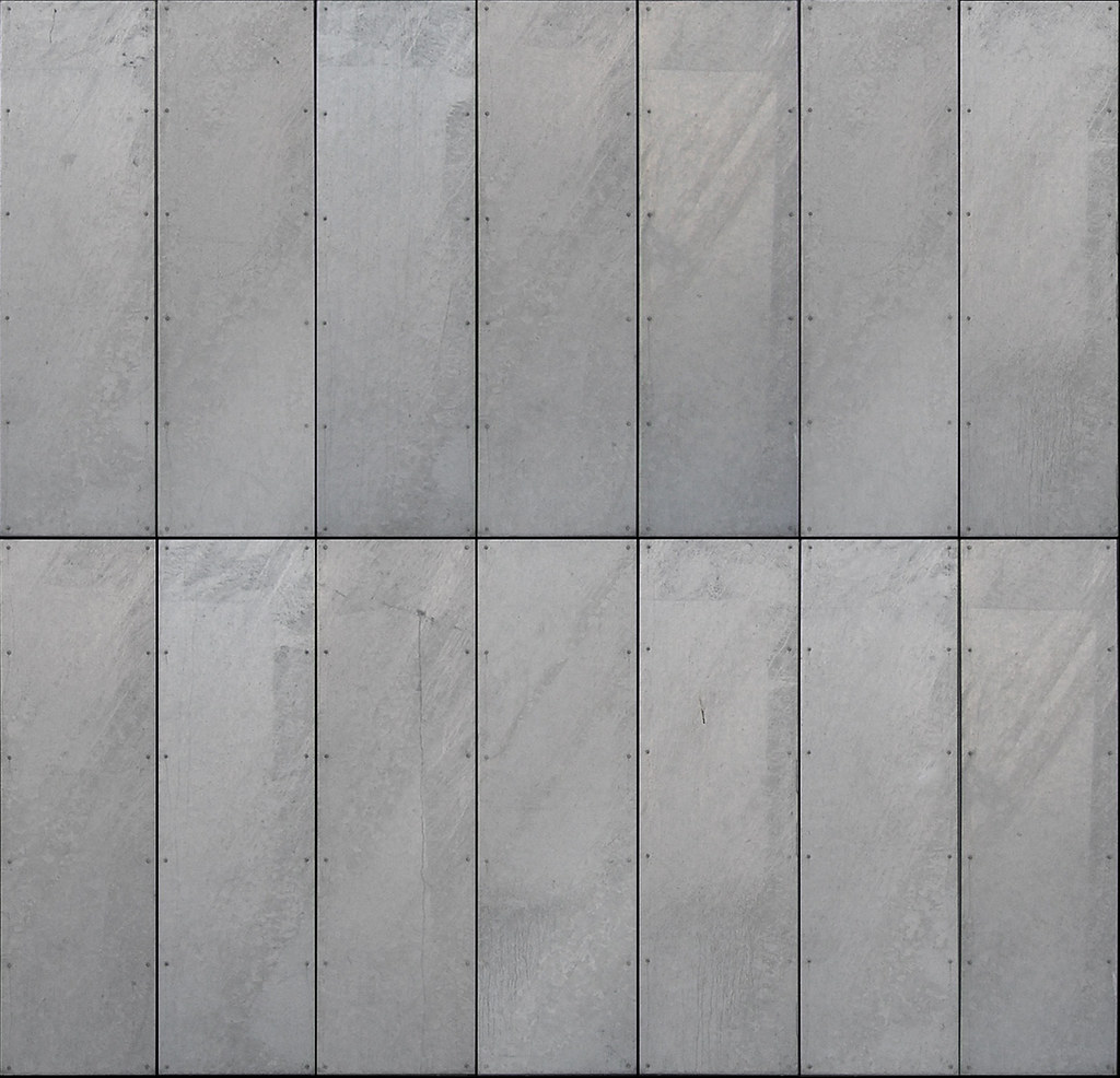Free Seamless Galvanized Steel Texture It University Sei