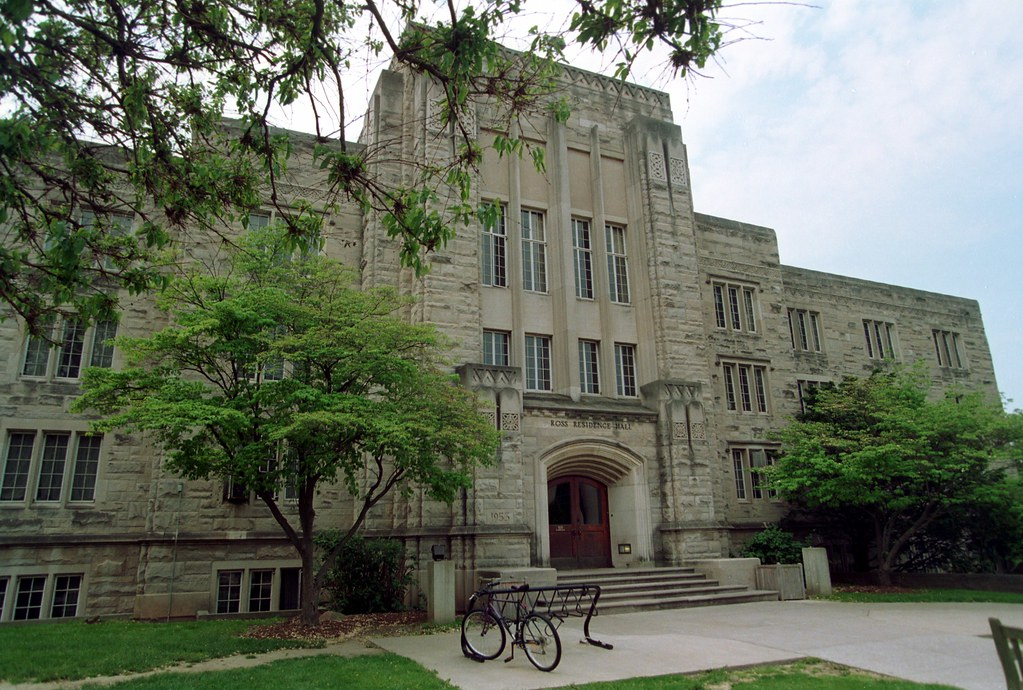 This is an image of Ross Hall