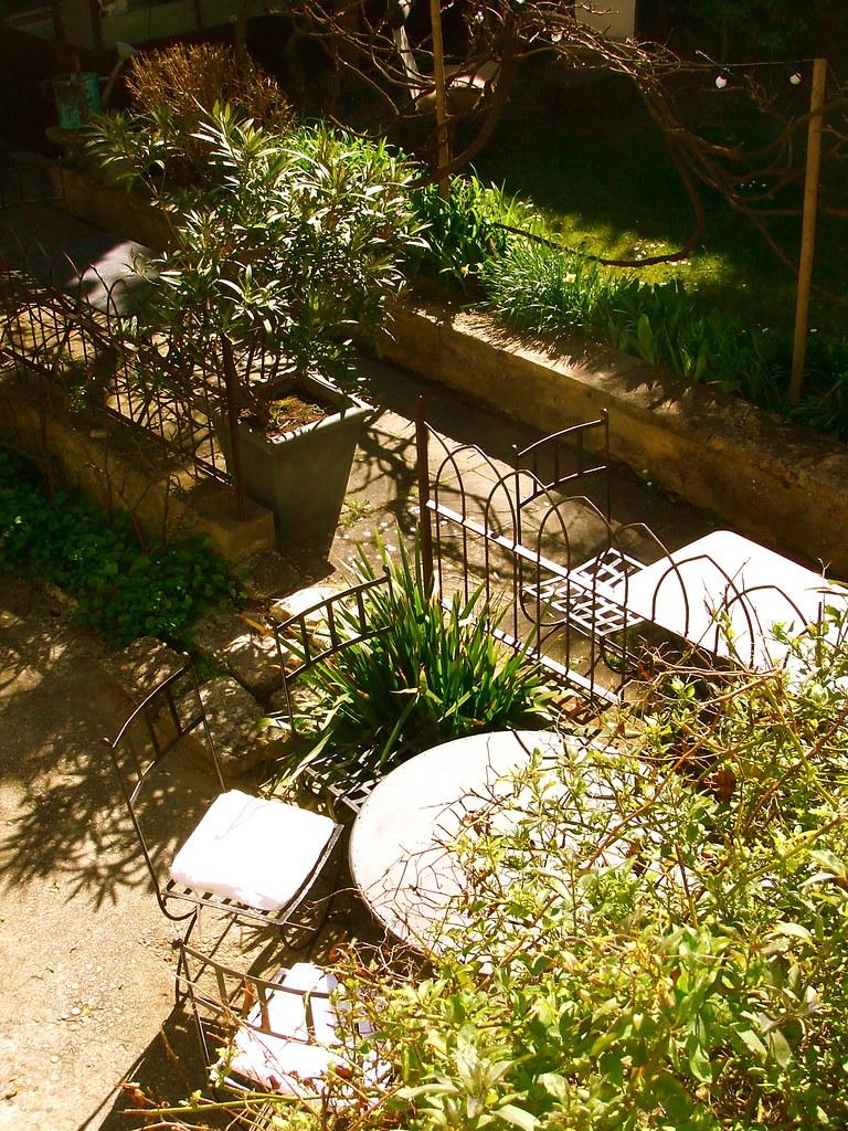 La maison douce le jardin 5 au retour de plage le lieu e flickr - Maison jardin tassin le havre ...
