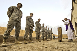 Mass in Afghanistan | by The U.S. Army