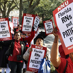Nurses Plan GOTV Mobilization Oct. 25 to Win Seats on Sarasota Memorial Hospital Board