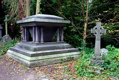 Highgate Cemetery, North London | by 'Little Shop of Horrors'