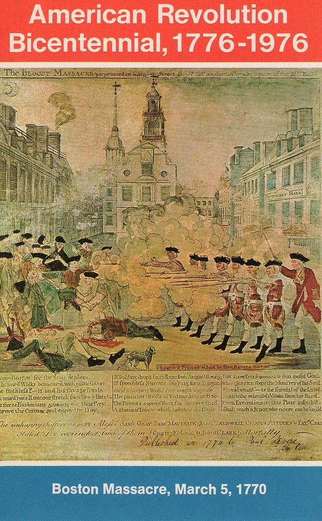 boston massacre propaganda Interesting boston massacre facts british troops had been stationed in boston since 1768 before the massacre the boston massacre was used as propaganda by.