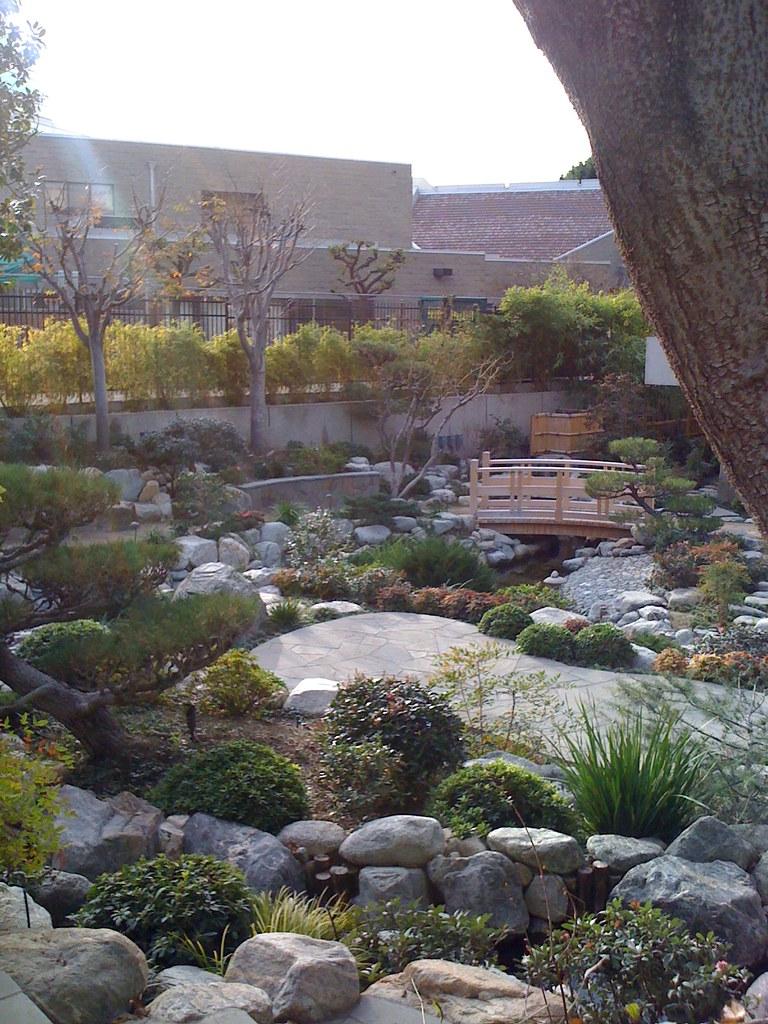 James Irvine Japanese Garden Seiryu En Or Garden Of The Flickr