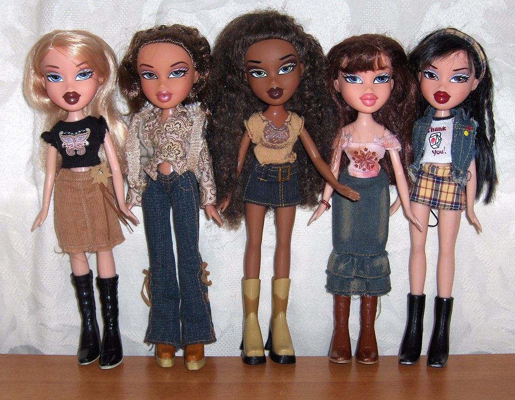 Bratz Style It Amanda Flickr