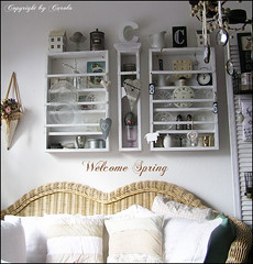 Welcome Spring into my cottage | by Boxwoodcottage