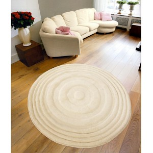 tapis rond en micro fibre arte espina diam tre 200 cm flickr. Black Bedroom Furniture Sets. Home Design Ideas