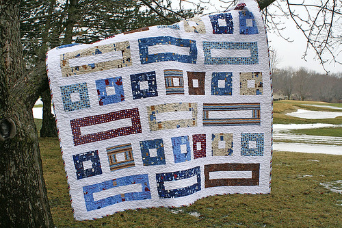 Vroom Vroom quilt | by freshlypieced