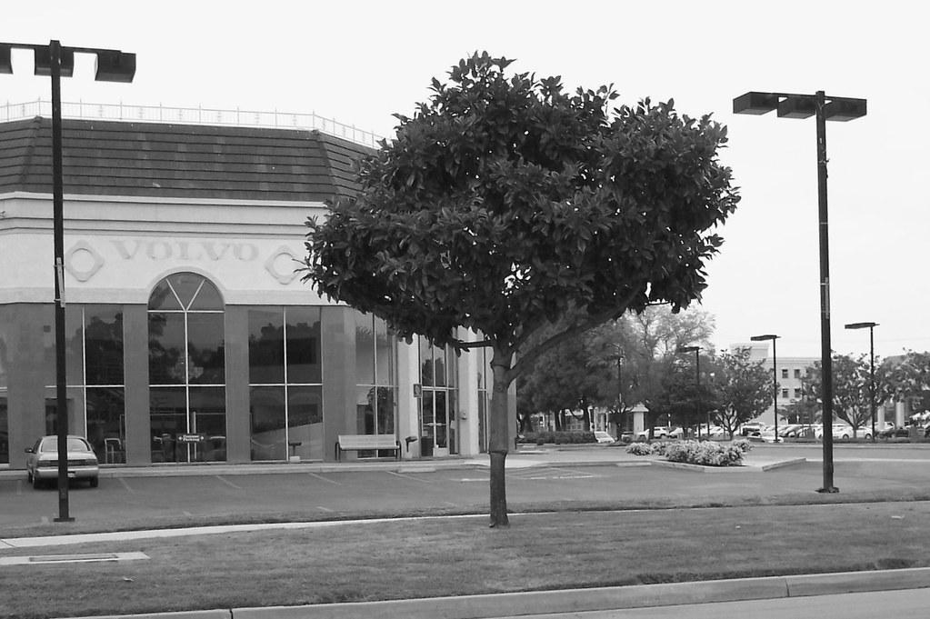 closed volvo dealership located in the cerritos auto squar flickr. Black Bedroom Furniture Sets. Home Design Ideas