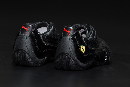 Puma Speed Cat Black Size