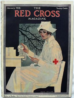 Red Cross Magazine - January, 1918 | by @nursingpins