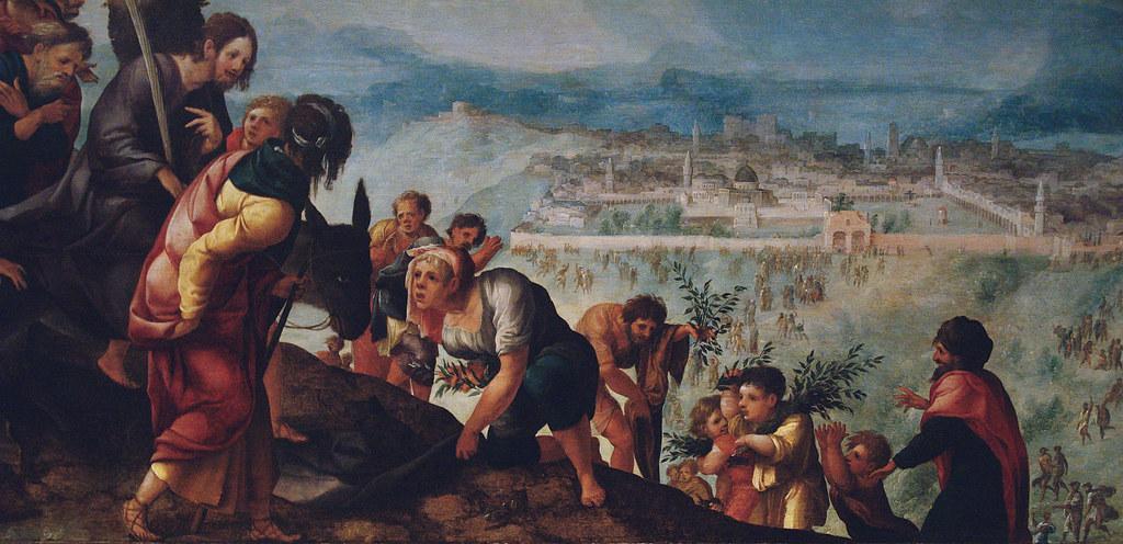 utrecht centraal museum jan van scorel triptych with th
