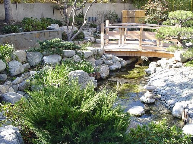 James Irvine Japanese Garden In Little Tokyo Maggie