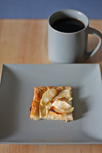 apple tart with coffee | by Madison Bistro