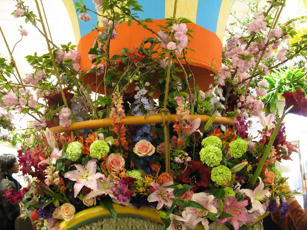 Macy s Flower Show 2010 Salon NYC