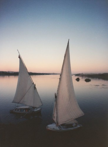 Sailing on the Nile | by Trish Mayo