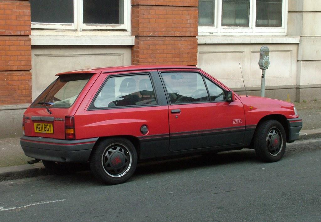 Nova Sr 1991 Vauxhall Nova Sr 1 4 Kenjonbro Flickr