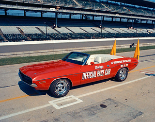 1971 dodge challenger driven by eldon palmer flickr for Indianapolis motor speedway com