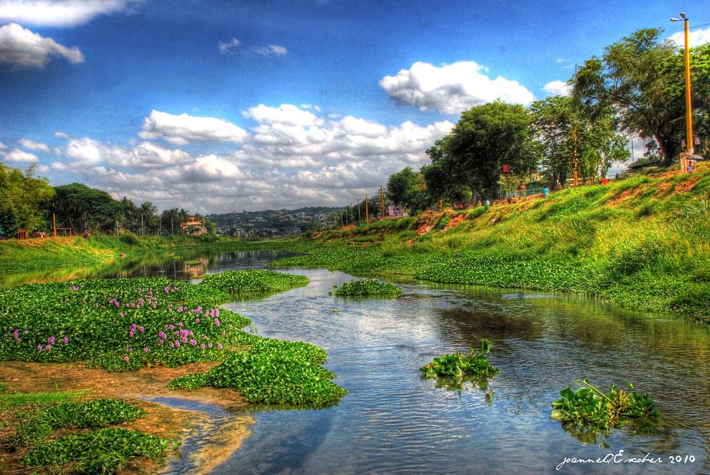 ang natutuyong ilog ng riverpark sa marikina | dont be foole… | Flickr