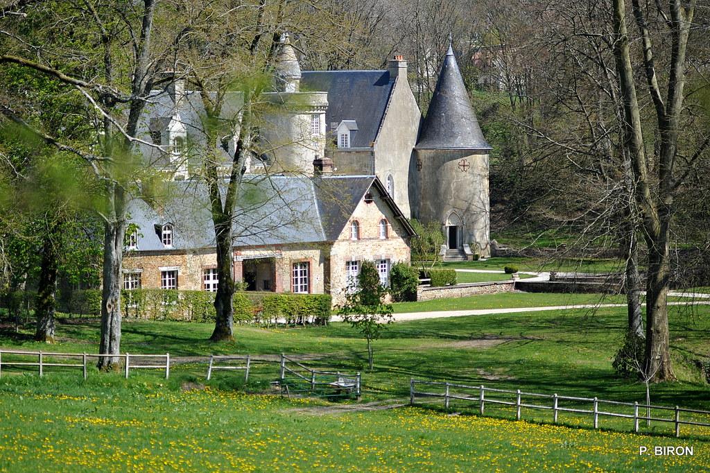 Ch teau de cisai saint aubin orne basse normandie flickr - Chambre des notaires de basse normandie ...