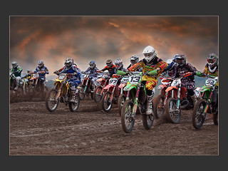 Start Motocross | by guenterleitenbauer